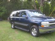 2002 CHEVROLET Chevrolet Suburban SUV